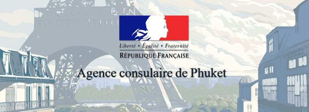 AGENCE CONSULAIRE FRANCAISE A PHUKET