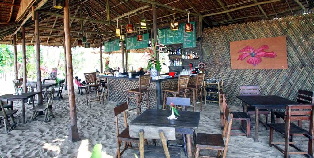 hapla beach restaurant