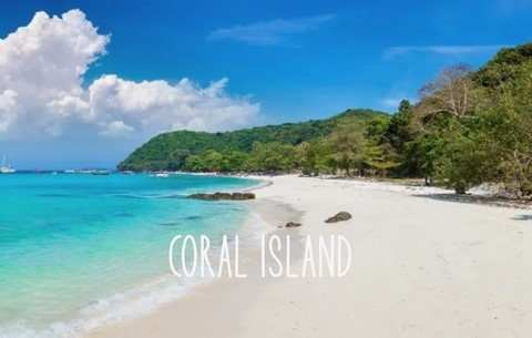 Visiter Coral Island