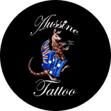 aussine tattoo phuket